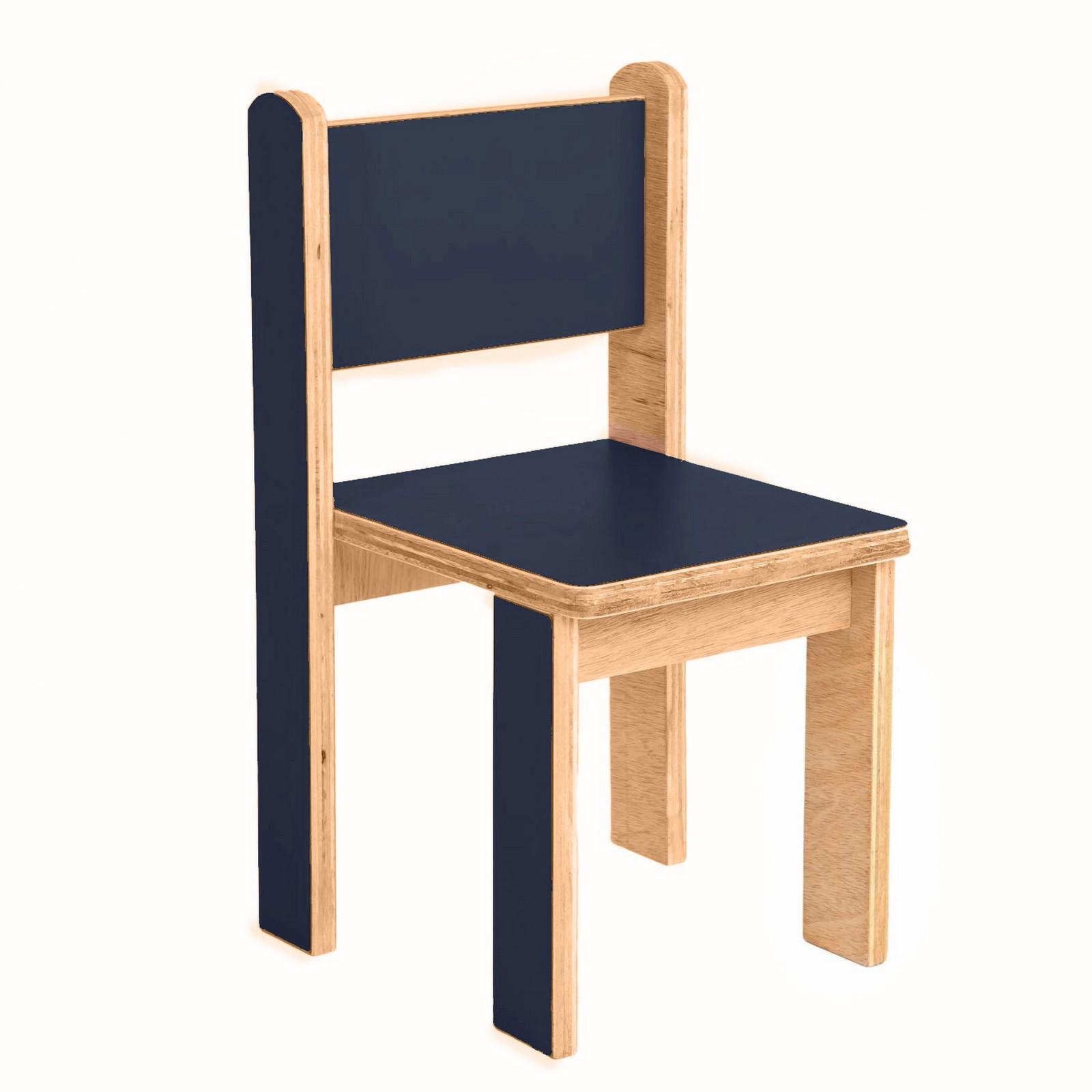 Cadeira Quero-Quero Azul Noturno