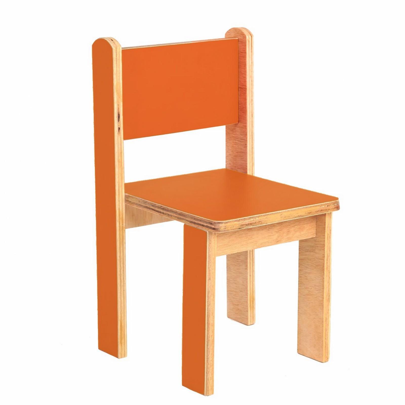 Cadeira Quero-Quero Laranja