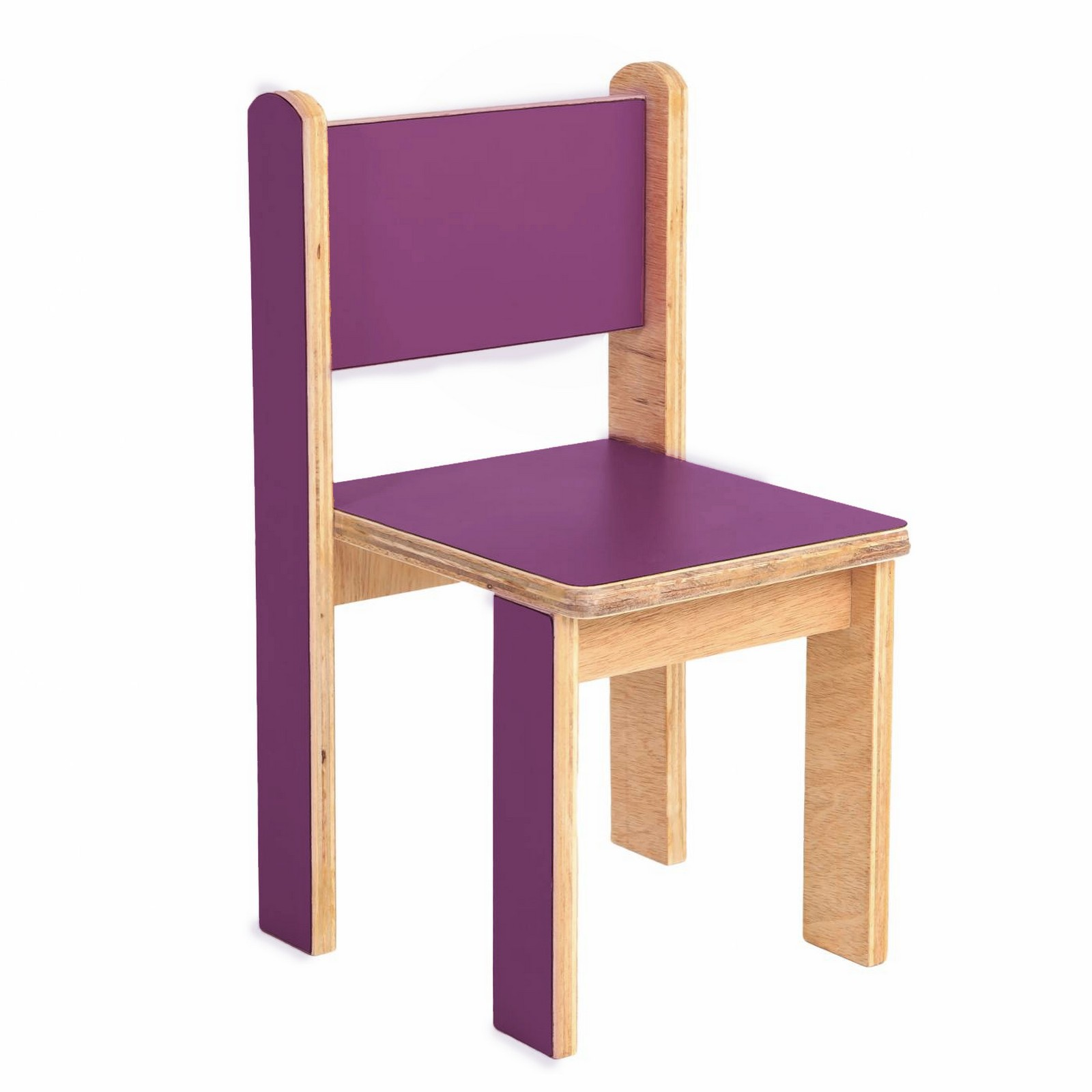 Cadeira Quero-Quero Morada Castillo