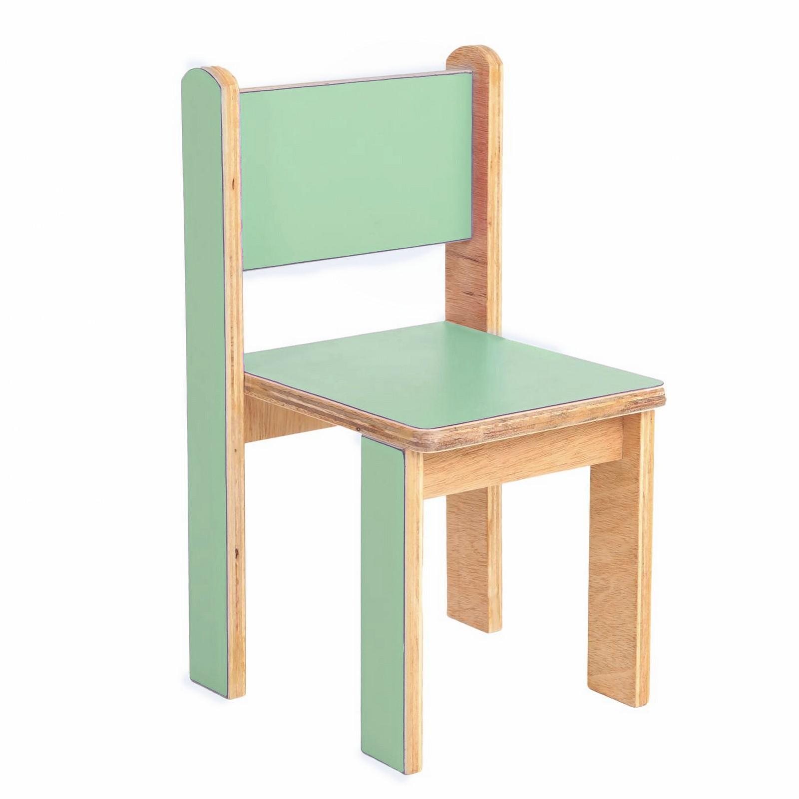 Cadeira Quero-Quero Verde Claro