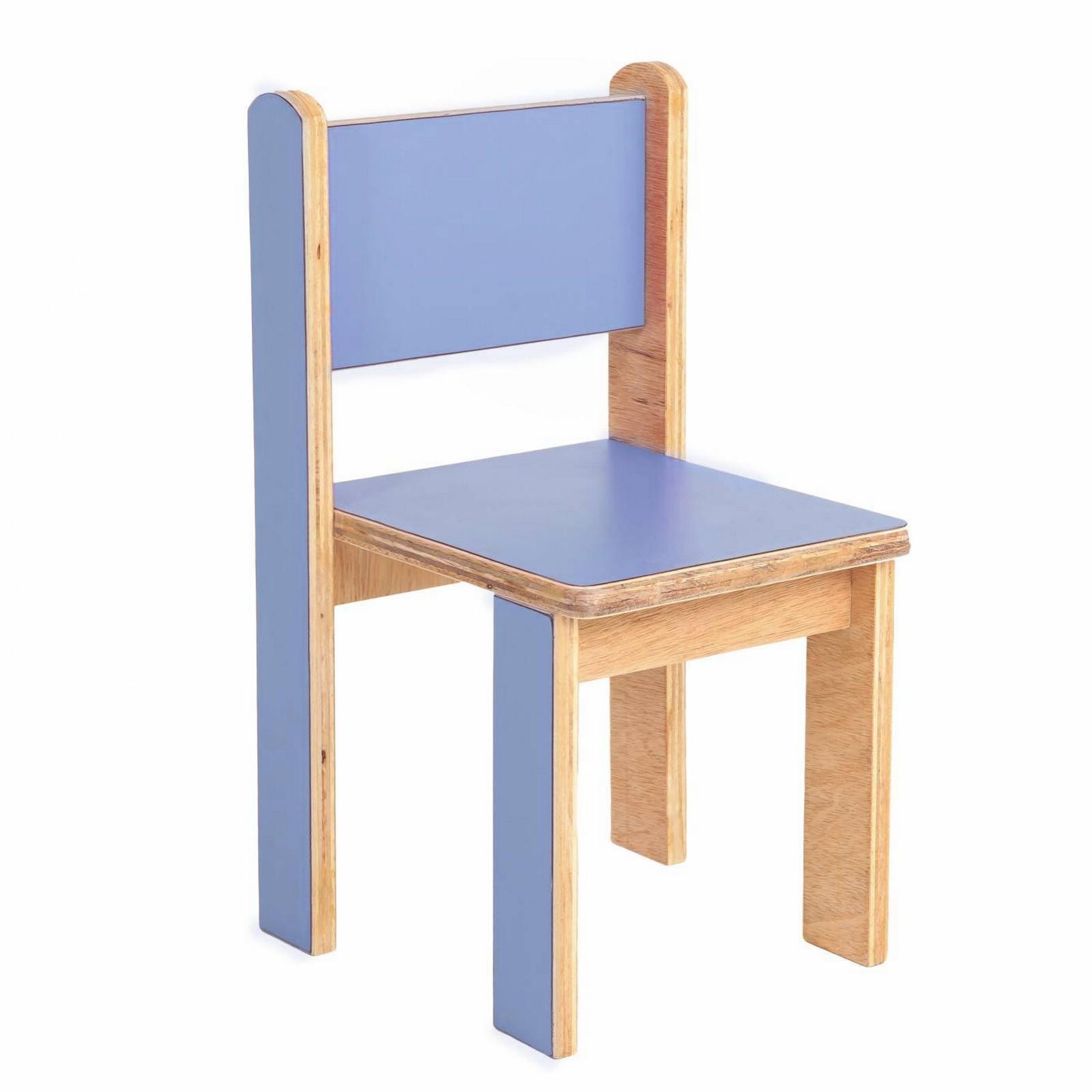 Cadeira Quero-Quero Azul Neon