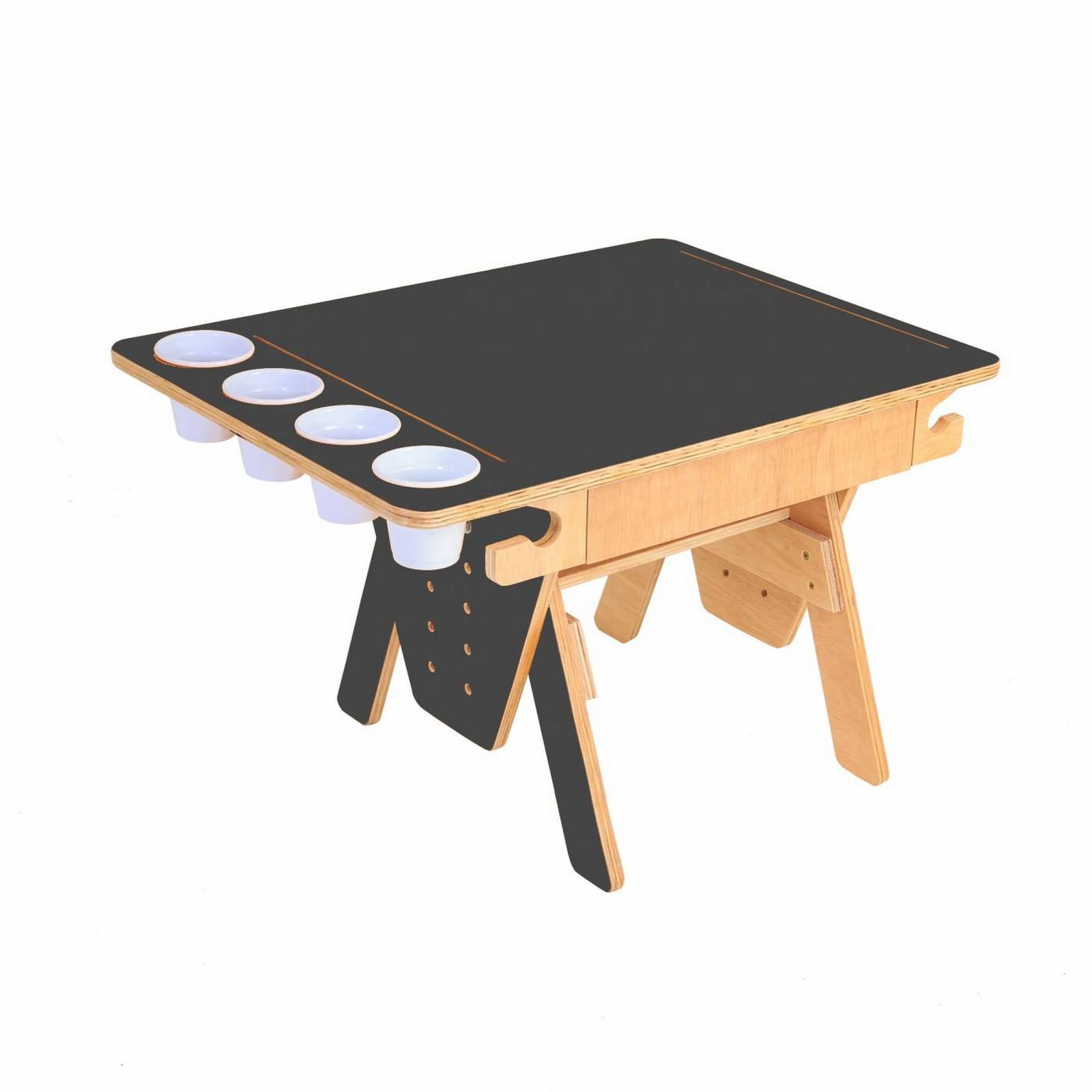 Mesa Quero-Quero Grafito