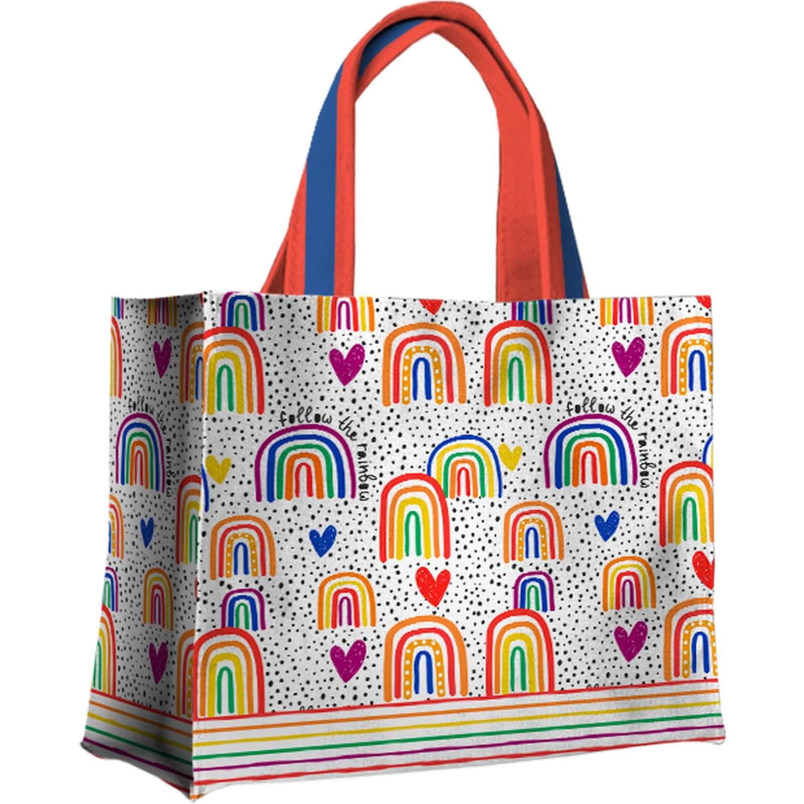 Mini Bag Rainbow - 25,5X21X10,5cm