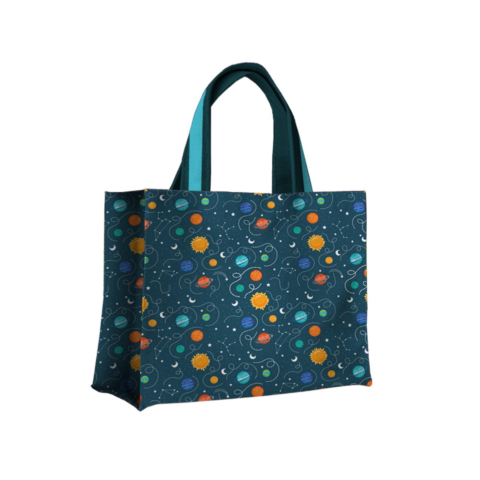 Mini Bag Stars - 25,5X21X10,5cm
