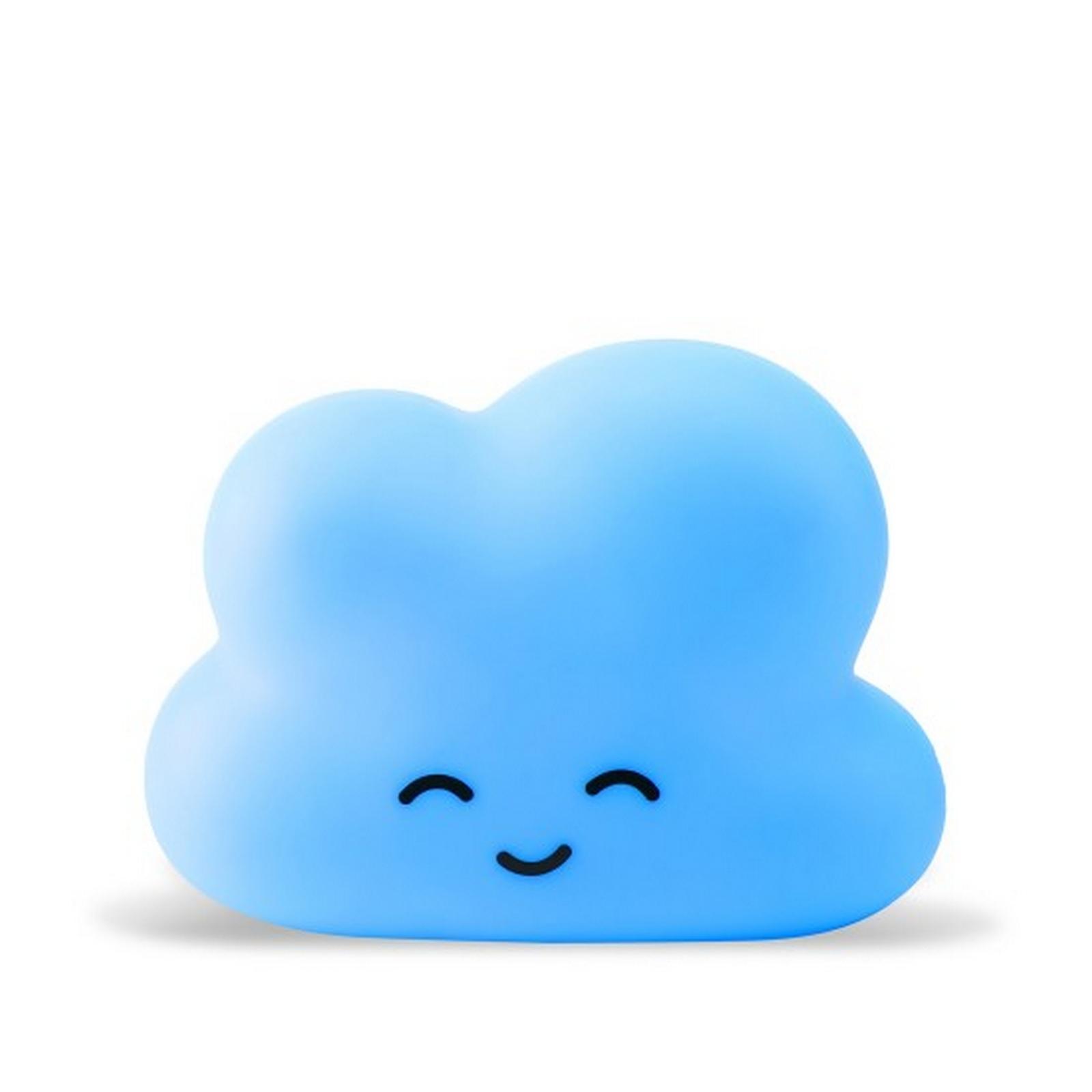 Nuvem Laqueada Azul