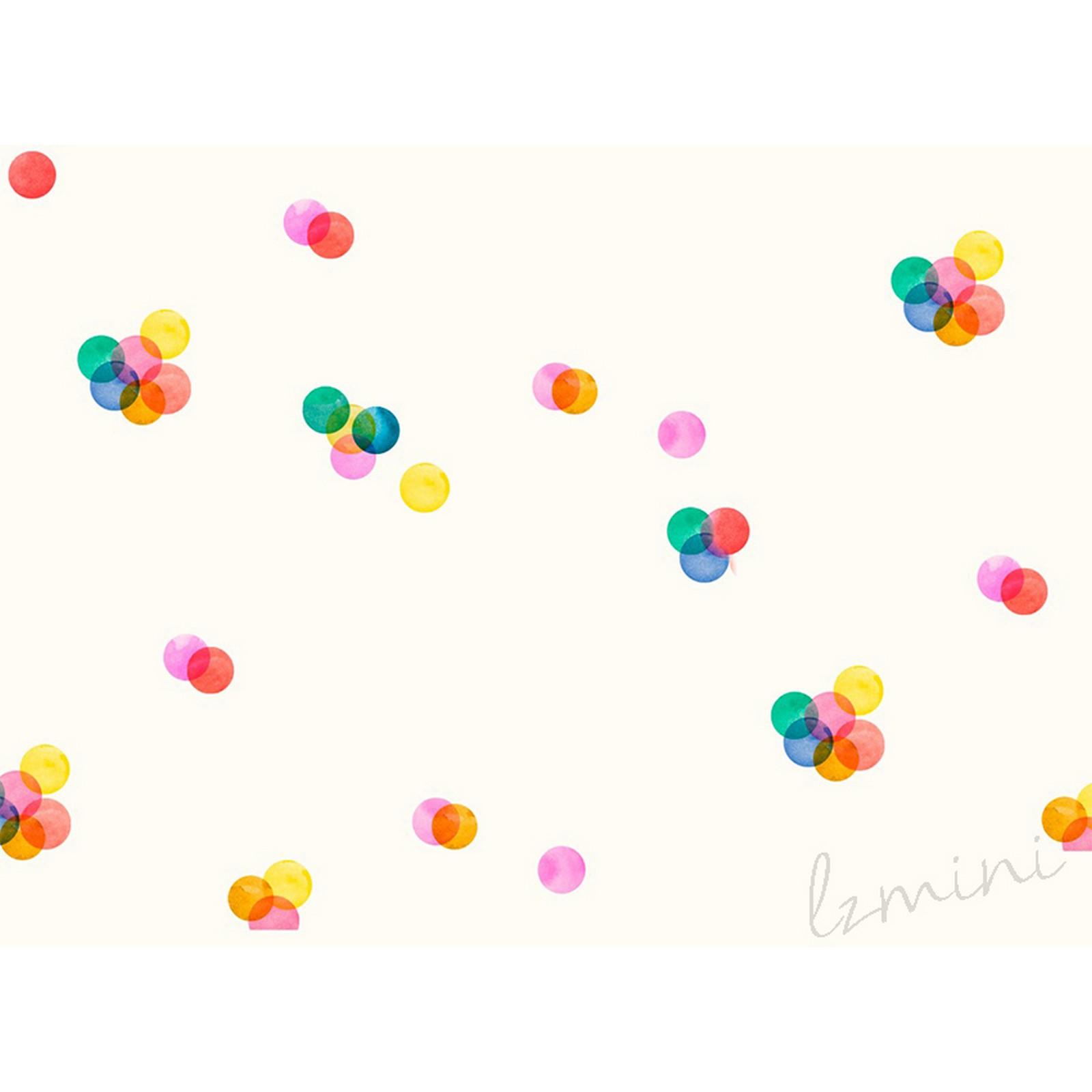 Papel de Parede Confete H=2,50 Papel de Parede