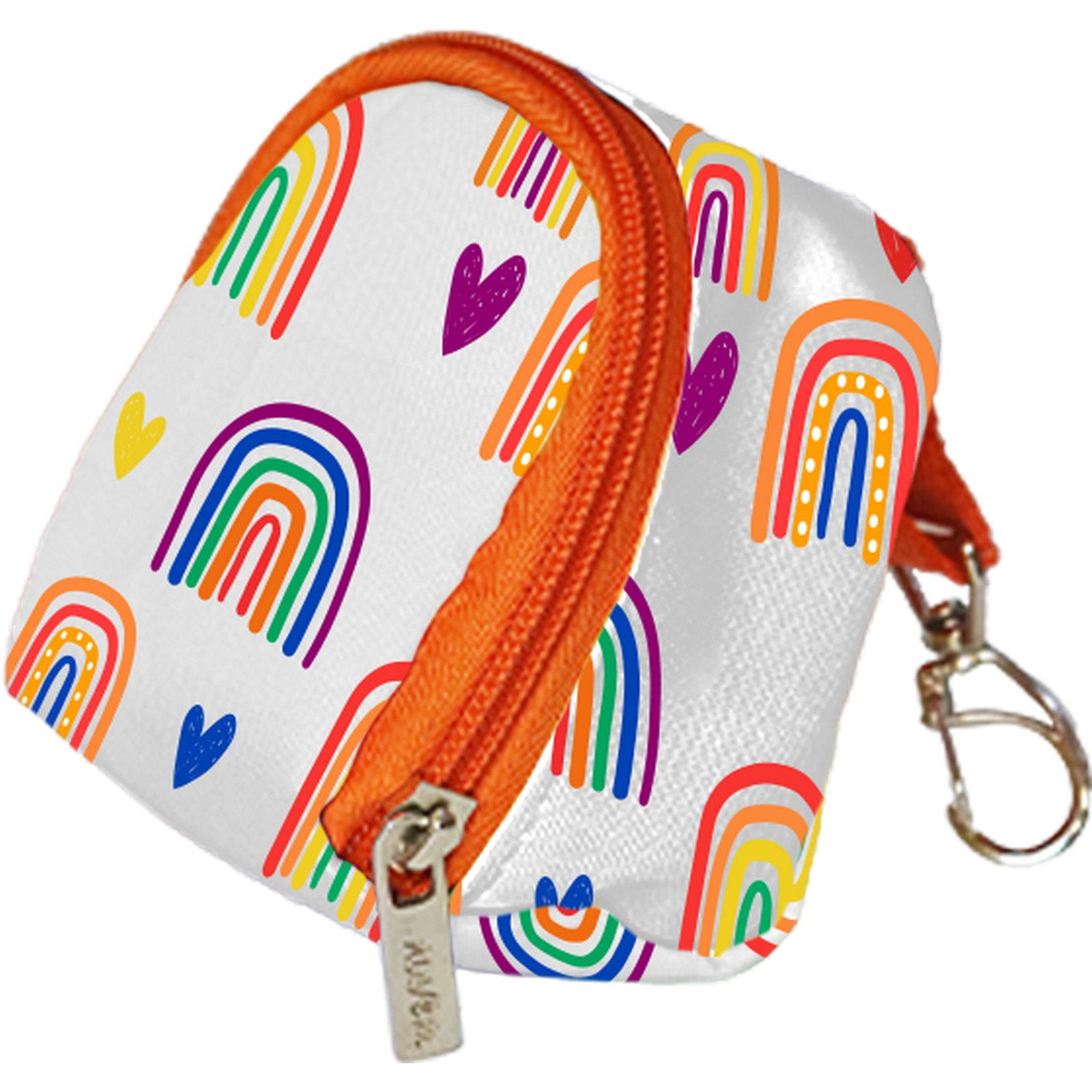 Porta-Chupeta Rainbow - 8X10X4cm