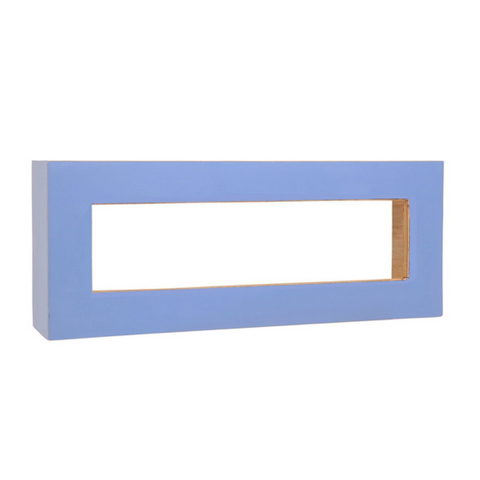 Prateleira Tuiuti Azul Neon