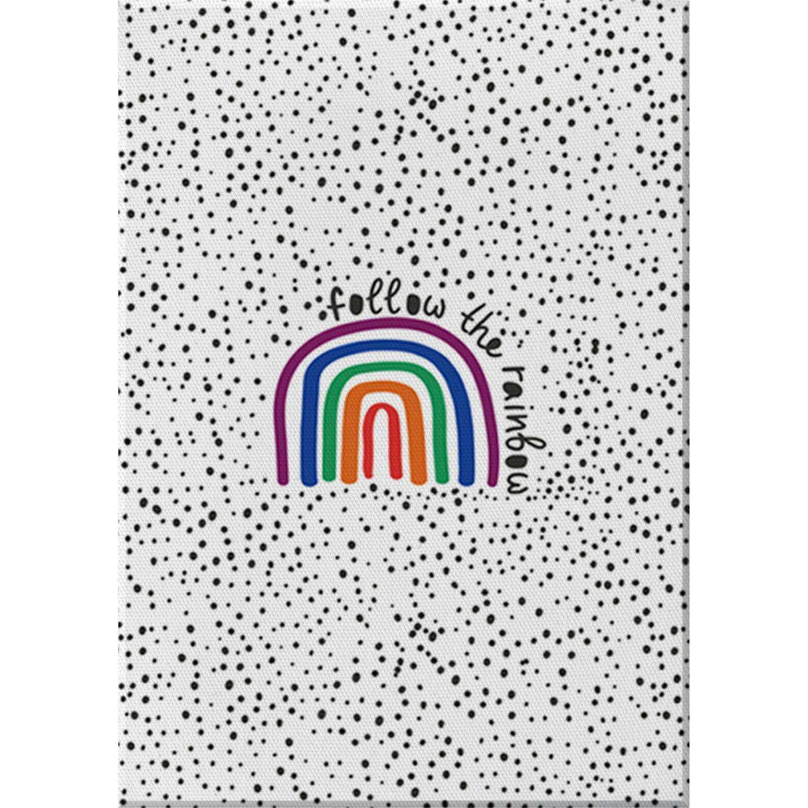 Quadro A4 - Rainbow