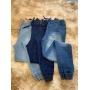 Calça Jeans Dual
