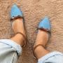 Salomé Jeans e Marrom MegaChic