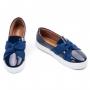 Slip On Azul Marinho Confort  MegaChic