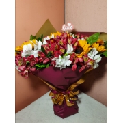 Bouquet de Flor do Campo Duplo