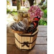 Kit Chocolates + Café Páscoa