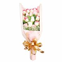 Bouquet fashion 16 rosas
