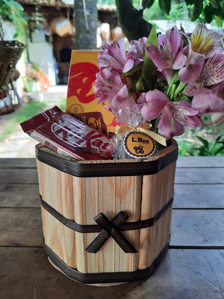 Kit Chocolates Páscoa