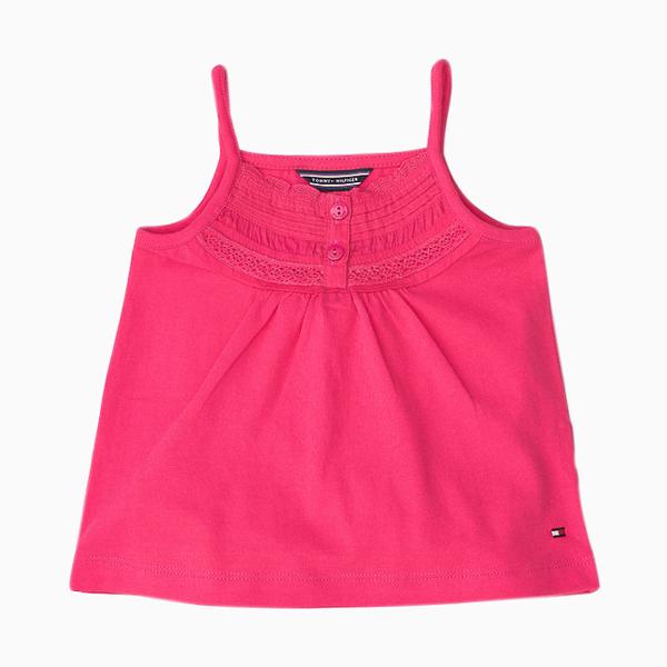 Blusinha de Alça Winona Pink Tommy Hilfiger