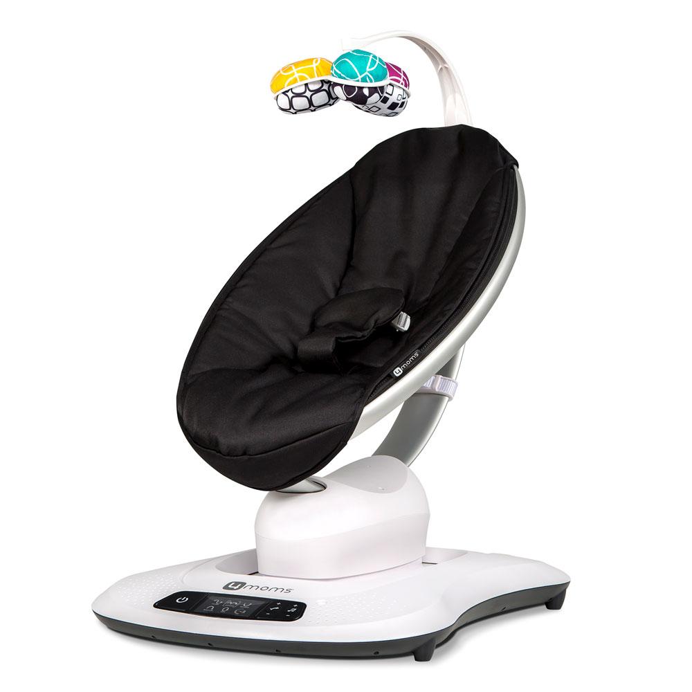 Cadeira Mamaroo 4.0 Classic Black / Preto