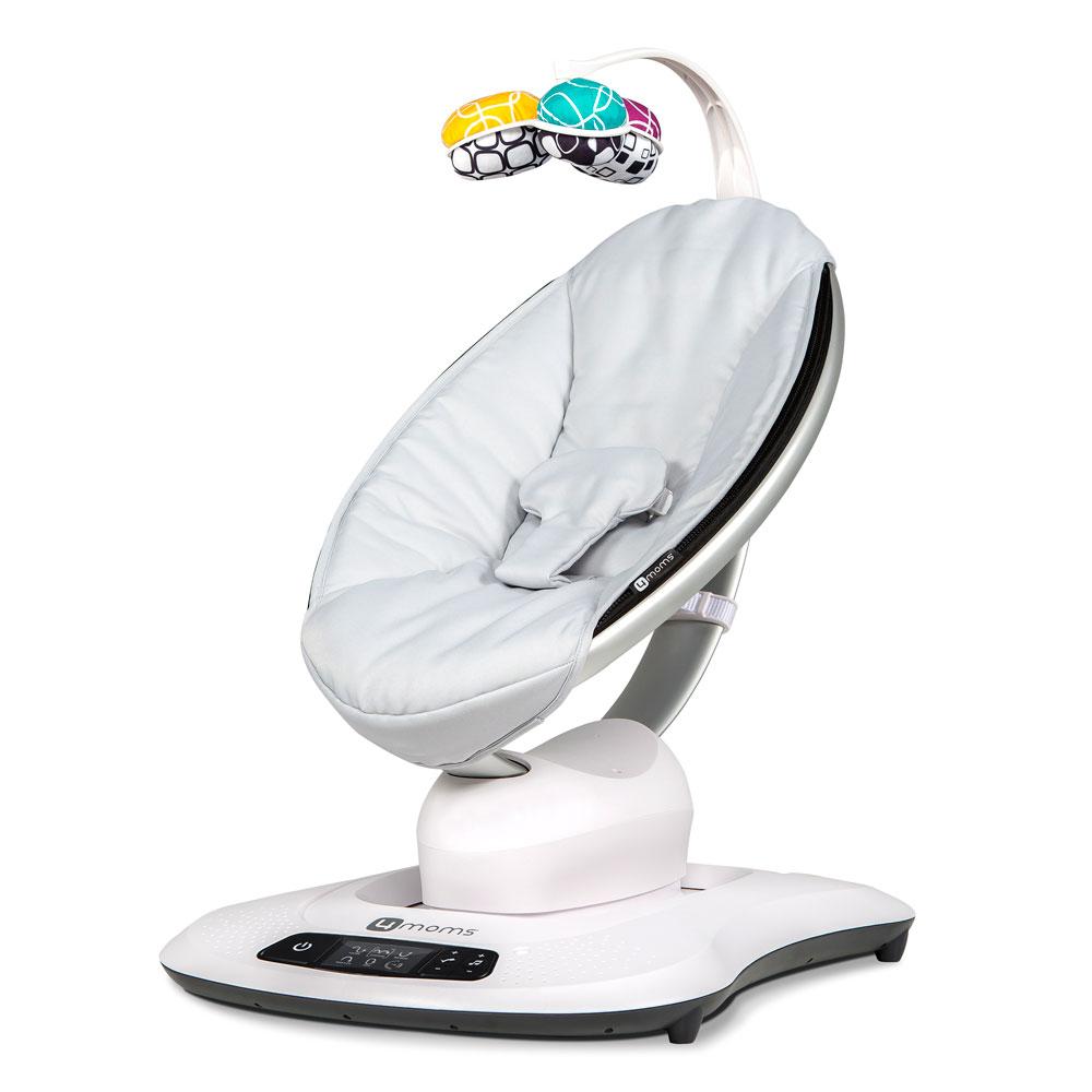 Cadeira Mamaroo 4.0 Classic Grey/Cinza
