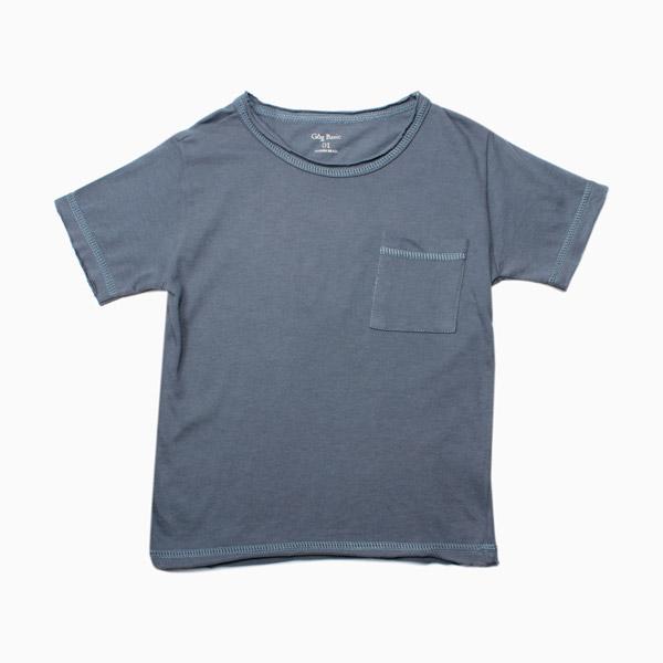 Camiseta Flamê Infantil M/C Denim Gôg Basic