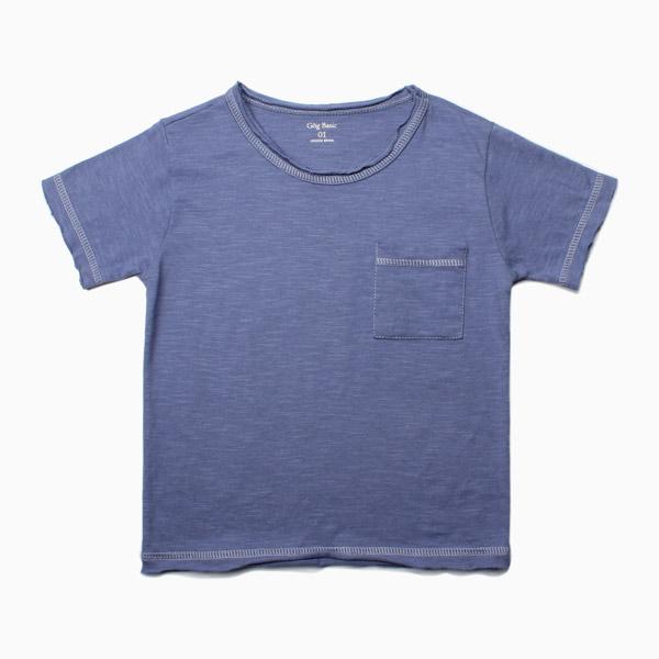 Camiseta Flamê Infantil M/C Jeans Gôg Basic