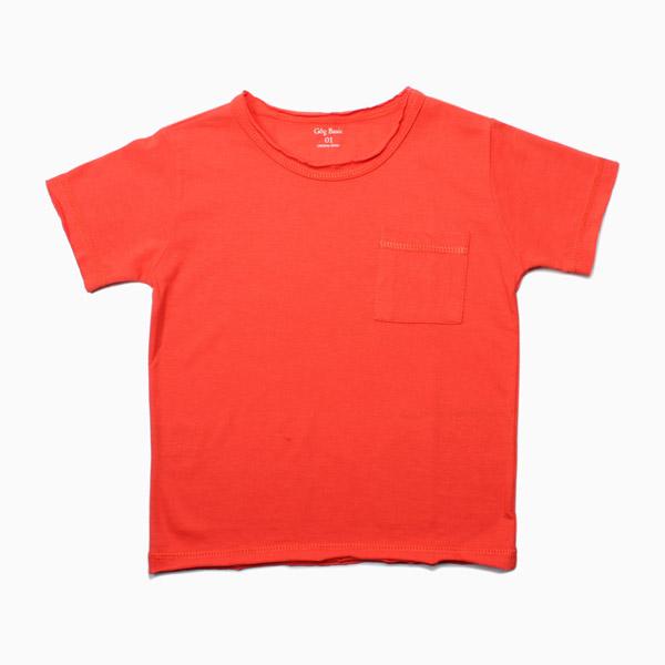Camiseta Flamê Infantil M/C Tangerina Gôg Basic