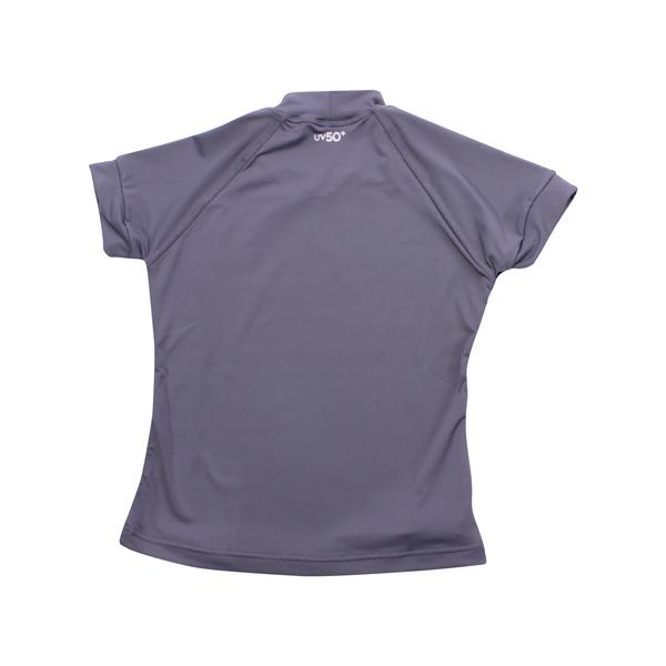 ***Camiseta Menino Proteção FPS50 UV City Nave Siri Kids