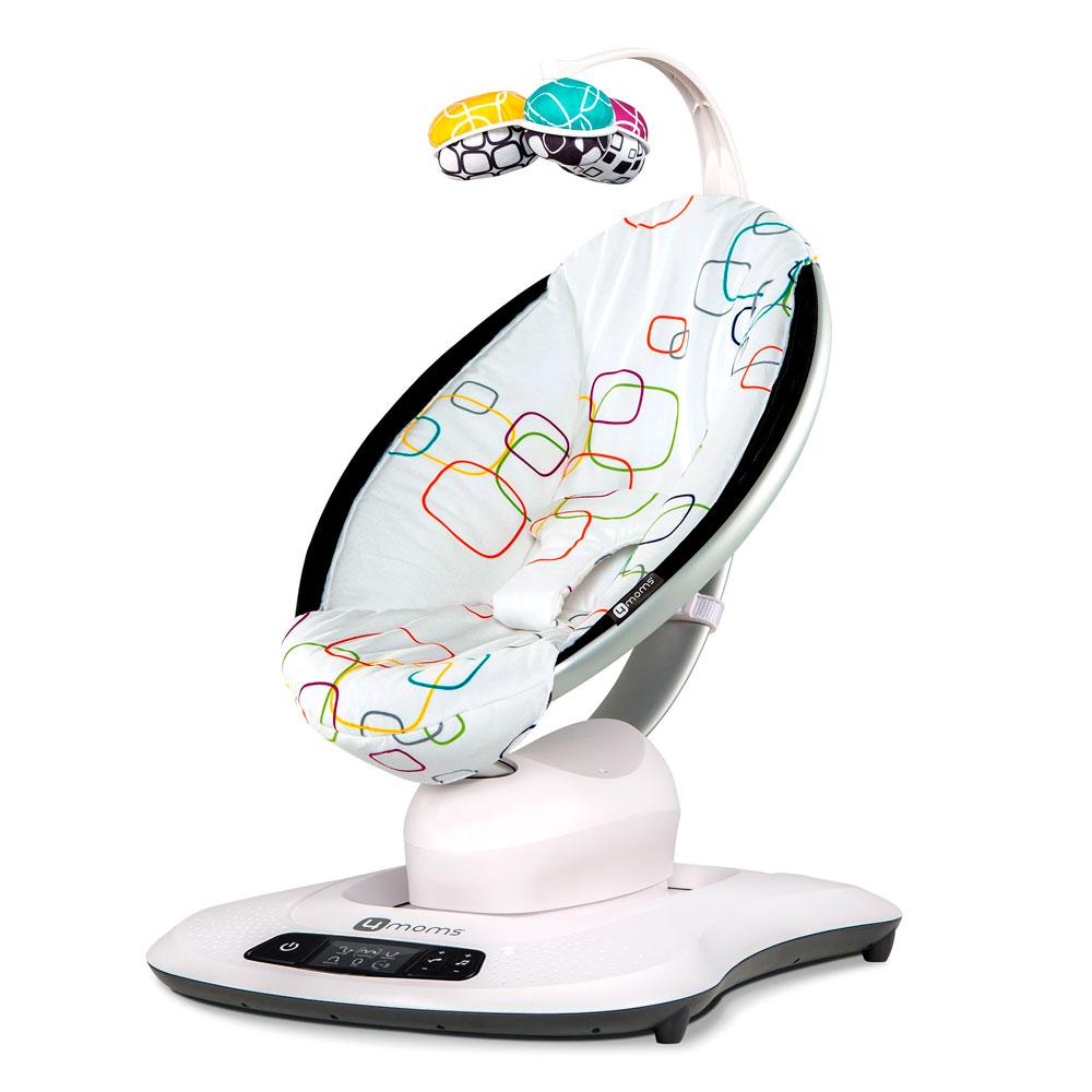Cadeira Mamaroo 4.0 Multi Color Plush