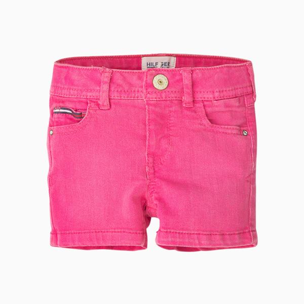 Short Menina Mini Renee  Pink Tommy Hilfiger