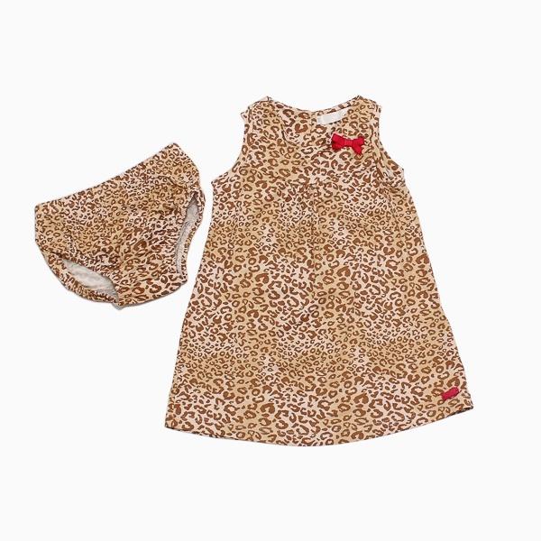Vestido Oncinha Moderna Empório baby