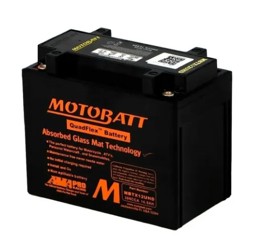 Bateria Motobatt Mbtx12UHD