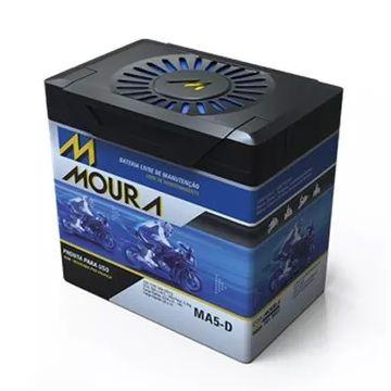 Bateria Moura MA5-D