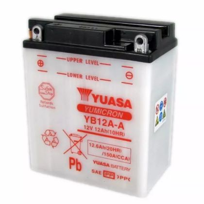 Bateria Yuasa YB12A-A