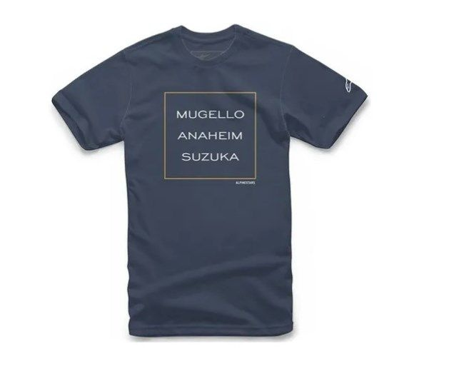 Camiseta Alpinestars Mugello