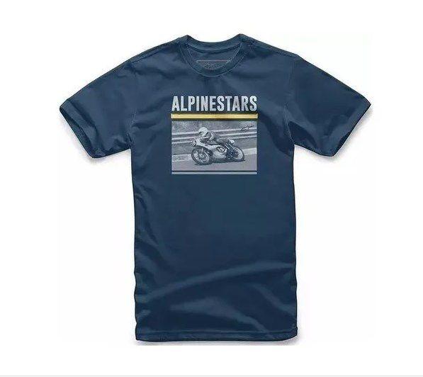 Camiseta Alpinestars Recorded