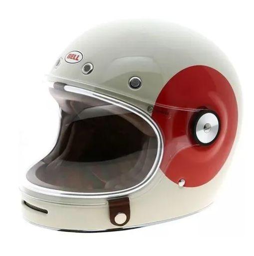 Capacete Bell Bullitt TT Gloss Vintage