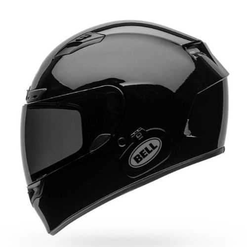 Capacete Bell Qualifier Dlx Solid Gloss Black