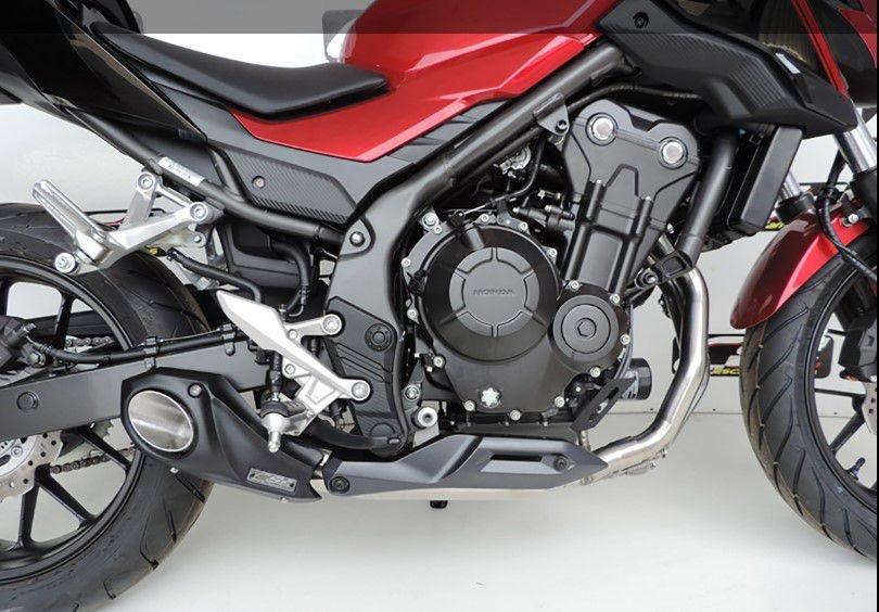 Escapamento Esportivo CB 500F Full Completo 17/21 Honda CS