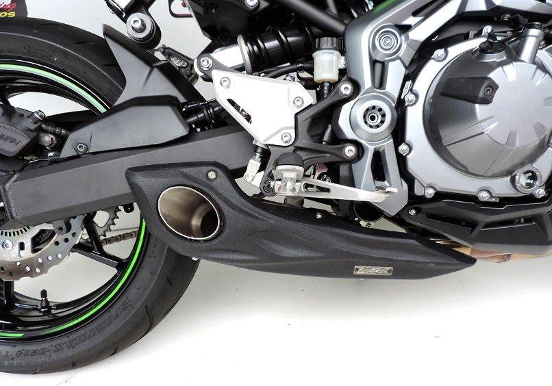Escapamento Esportivo Z900 Full Completo Kawasaki CS