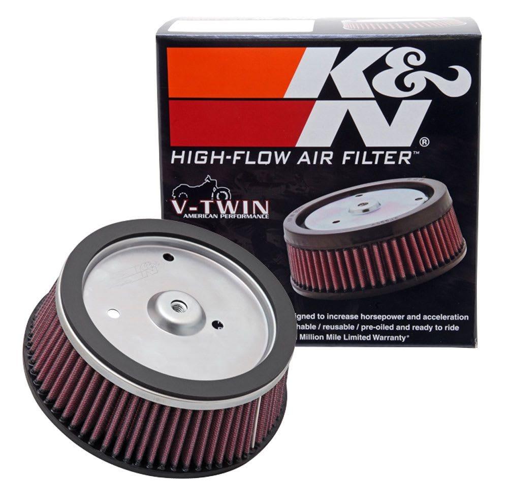 Filtro de Ar K&N Harley Screaming Eagle Dyna HD-0800