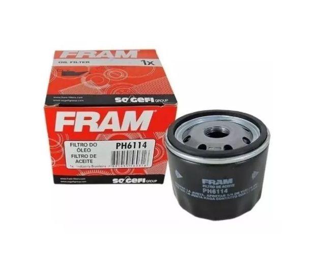 Filtro de Óleo Fram Bmw F800 S1000 PH-6114