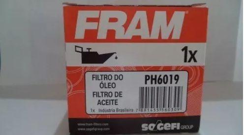 Filtro de Óleo Fram Ducati Monster Hyper Multi Strad PH-6019