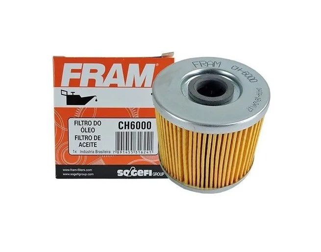 Filtro de Óleo Fram GS 500 CH-6000