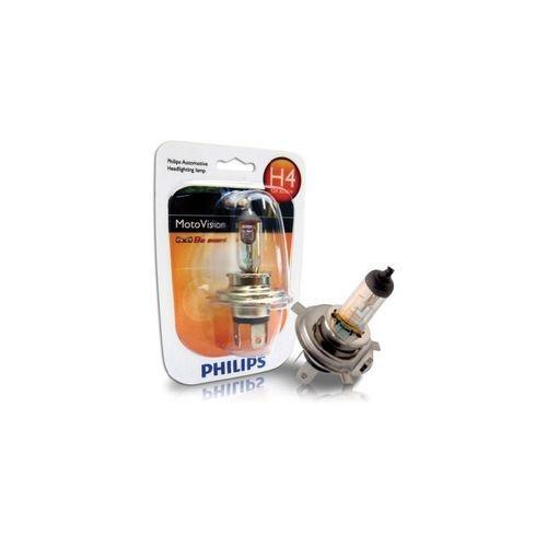 Lâmpada Philips H4 35/35 Motovision Ed
