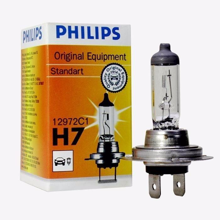 Lâmpada Philips H7 55W