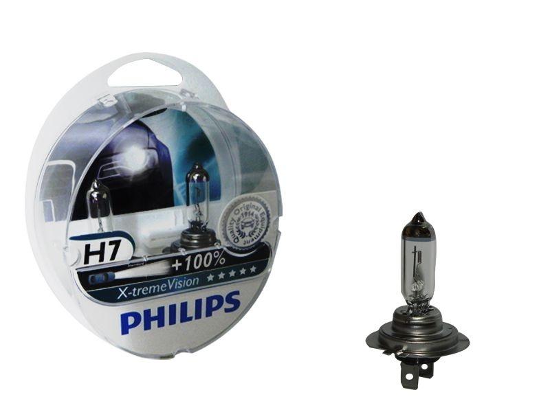 Lâmpada Philips H7 55W X-Tremevision