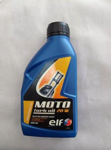 Óleo Elf Fork Oil 20W 500 ML