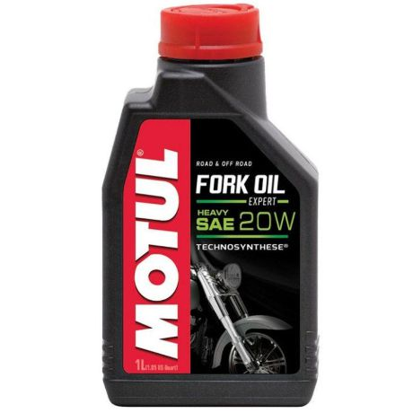Óleo Motul Fork Oil 20W Heavy Expert 1 Litro