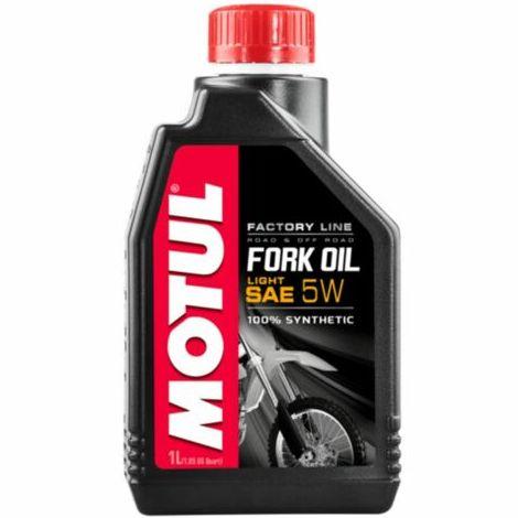 Óleo Motul Fork Oil 5W Expert Light 1 Litro