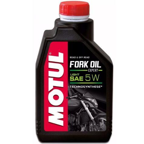 Óleo Motul Fork Oil 5W Factory Light 500 ML